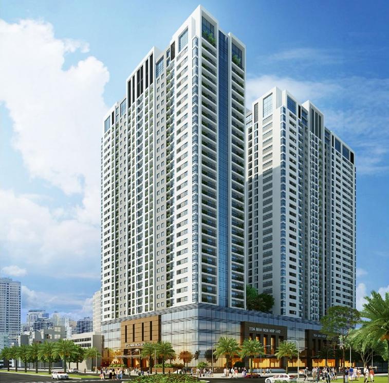 Tòa nhà Discovery Complex – Hà Nội