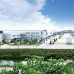 Nhà máy Huyndai - Ninh Bình