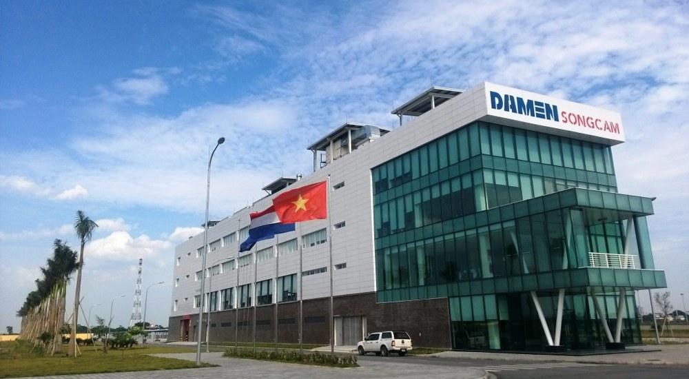 Nhà máy Damen Sông Cấm - Hải Phòng