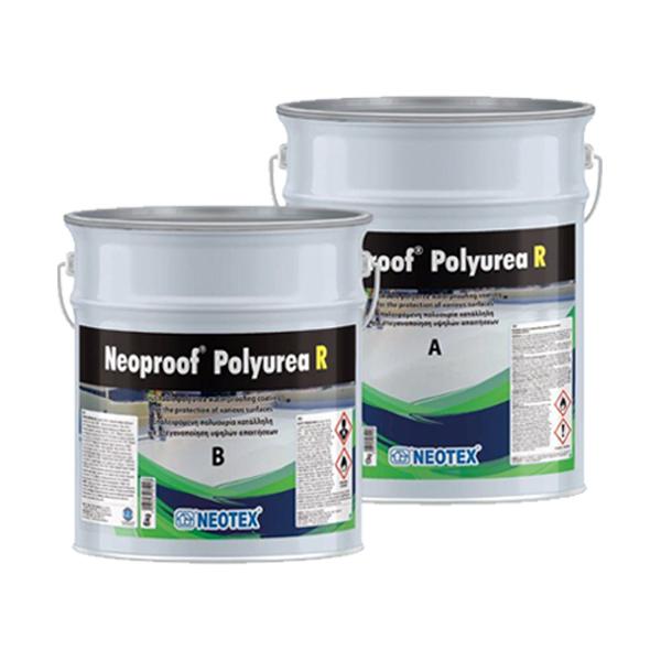 vật liệu chống thấm lộ thiên neoproof polyurea R