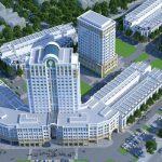 Dự án tổ hợp nhà ở mới - Thanh Hóa