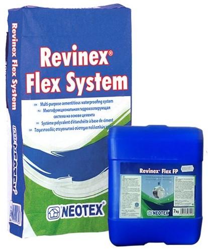 vật liệu chống thấm gốc xi măng Revinex FP