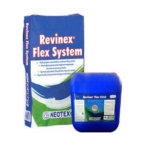 vật liệu chống thấm gốc xi măng 2 thành phần Revinex flex U 360