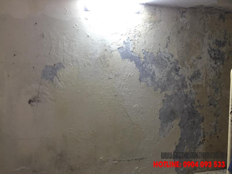 xư lý tường nhà liền kề tiết kiệm và hiệu quả