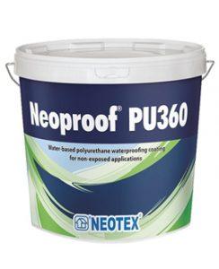 Neoproof Pu 360 chống thấm hiệu quả