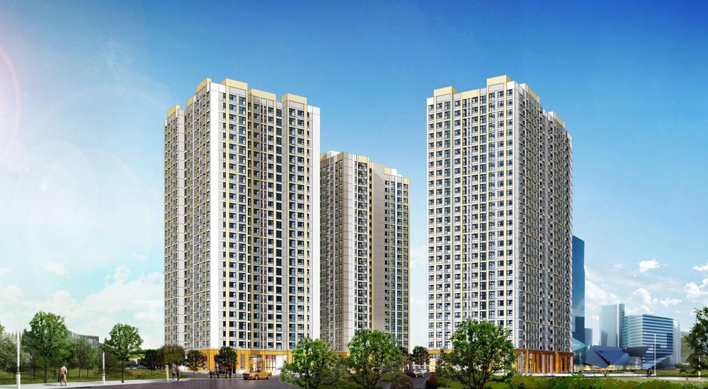 Dự án Pananoma Hoàng Mai