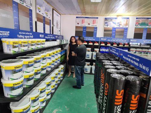 quy trình mở siêu thị chống thấm tại hà nội chi tiết