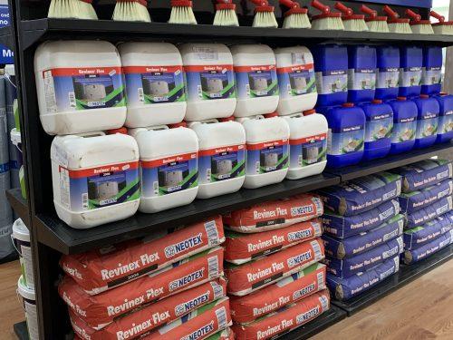 quy trình các bước mở siêu thị chống thấm