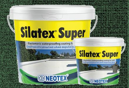 vật liệu chống thấm silatex super