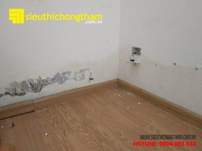 cách chống thấm tường trong phòng ngủ hiệu quả