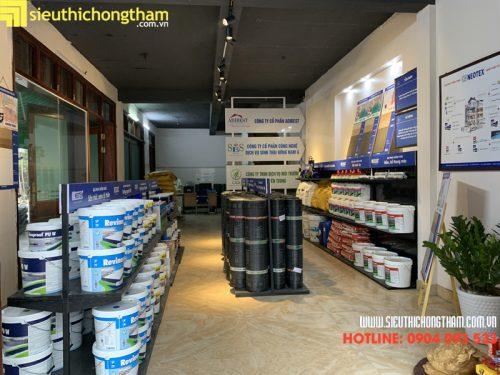 cách tăng doanh thu cửa hàng chống thấm